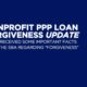 Nonprofit PPP Loan Forgiveness UPDATE May 8 2020